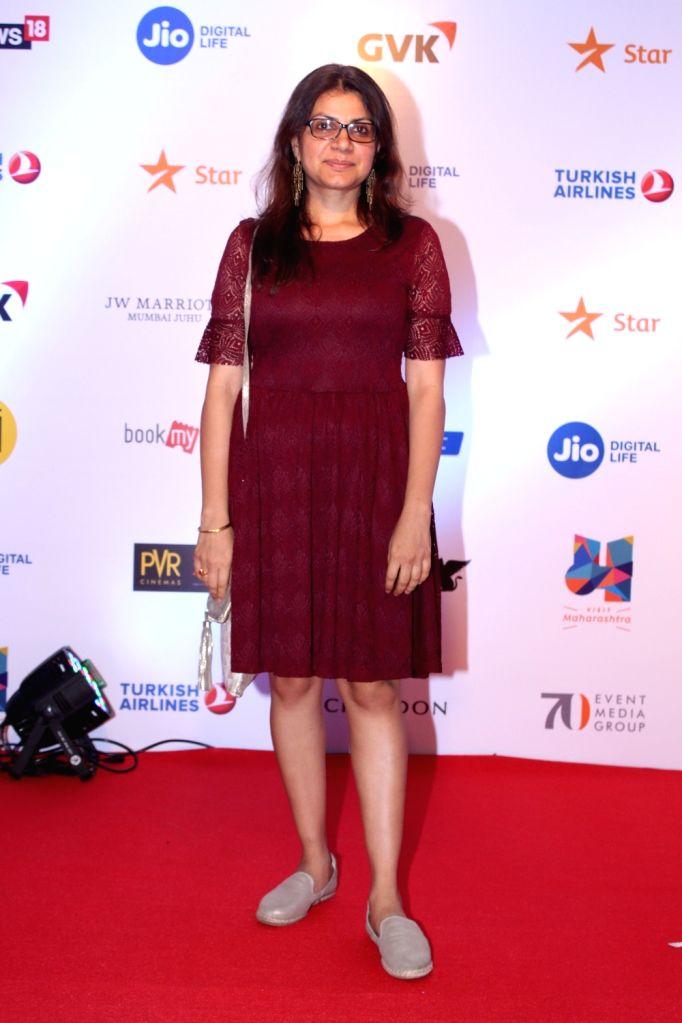 Film Critic Anupama Chopra at Mami Movie Mela 2017 in Mumbai on Oct 12, 2017. - Critic Anupama Chopra