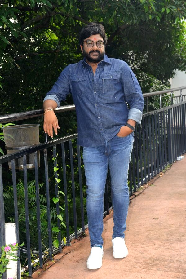 Film director V. V. Vinayak - V. V. Vinayak