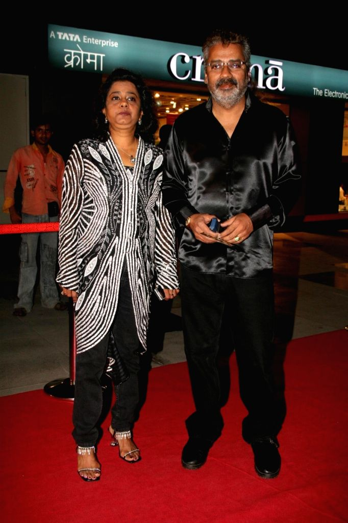 Film 'Fraaq' premiere at PVR in Mumbai.