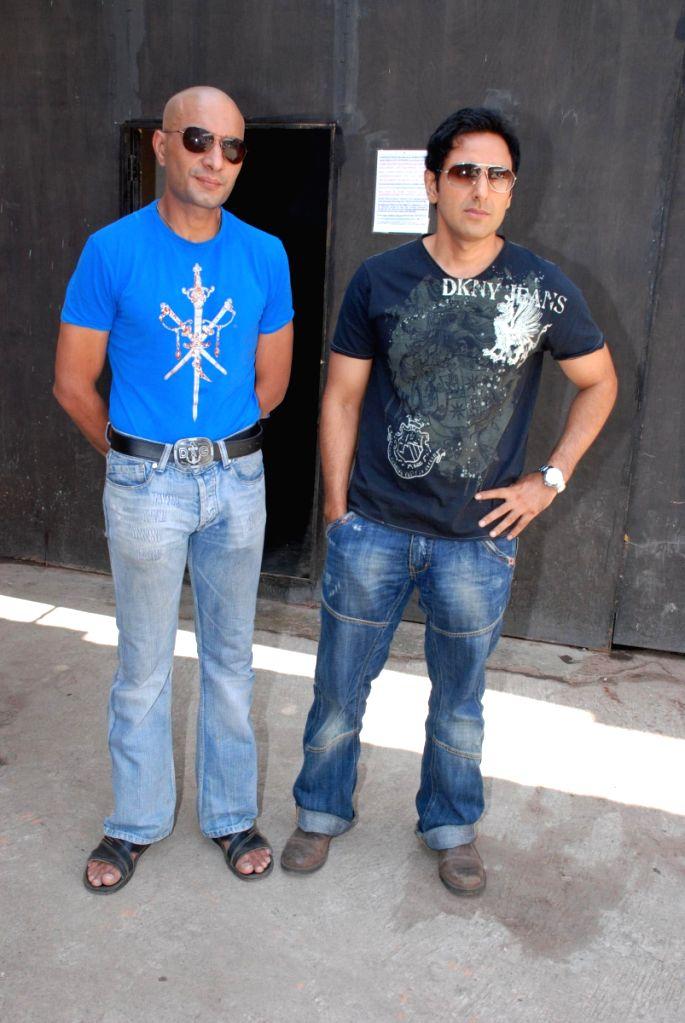 """Film """"The Undertrial"""" mahurat at Filmistan in Mumbai on Sunday."""