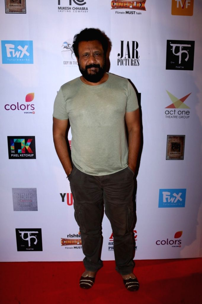 Filmmaker Abhinav Kashyap during the Colours Khidkiyaan Theater Festival-Day 5 in Mumbai on March 5, 2017. - Abhinav Kashyap