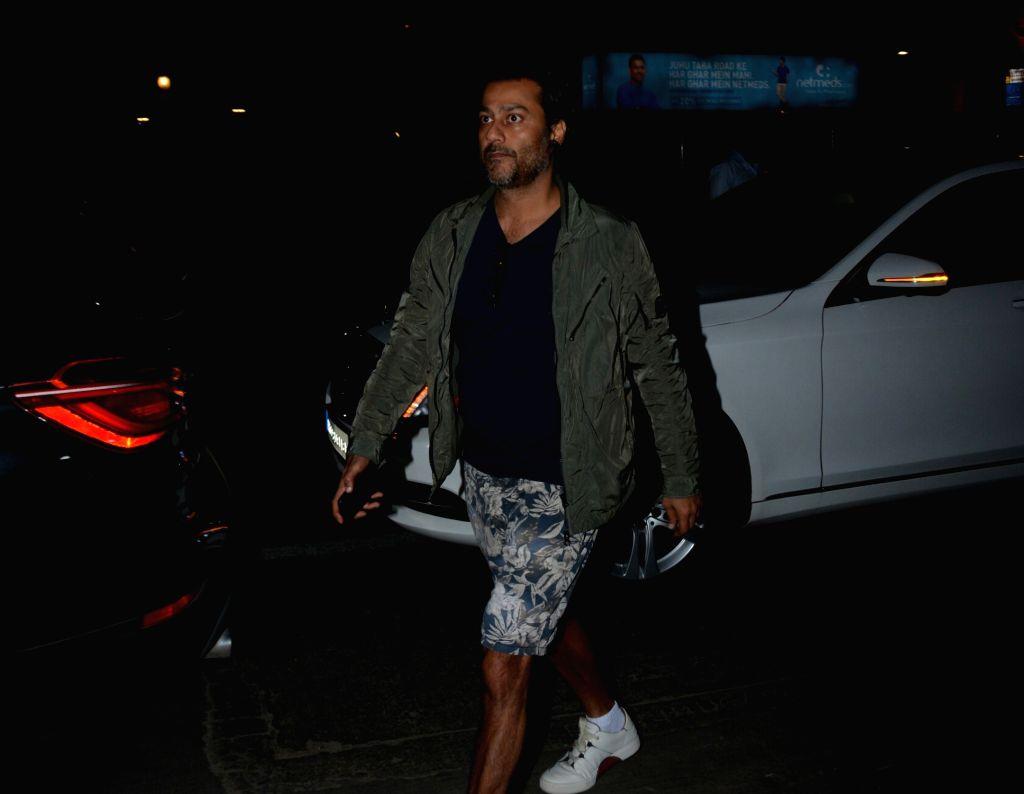 Filmmaker Abhishek Kapoor seen at Mumbai's Juhu, on Jan 29, 2019. - Abhishek Kapoor