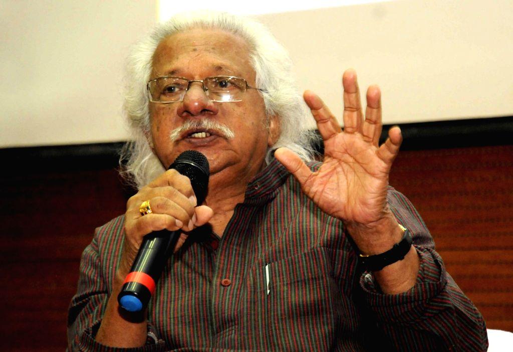 Filmmaker Adoor Gopalakrishnan. (File Photo: IANS) - Adoor Gopalakrishna