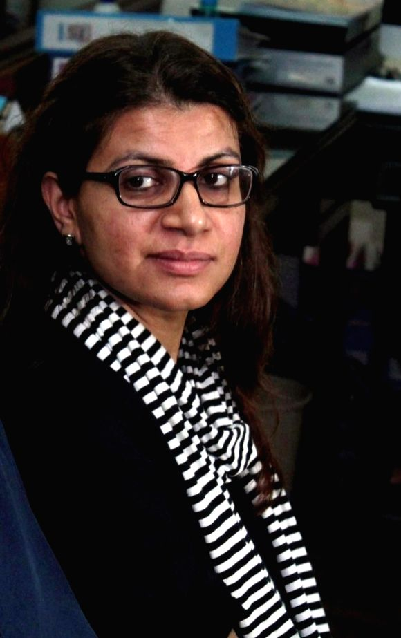Filmmaker Alankrita Shrivastava. (File Photo: IANS) - Alankrita Shrivastava