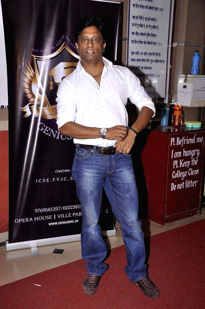 Filmmaker Anand Kumar during the promotion of upcoming film Desi Kattey in Mumbai, on August 9, 2014. - Anand Kumar