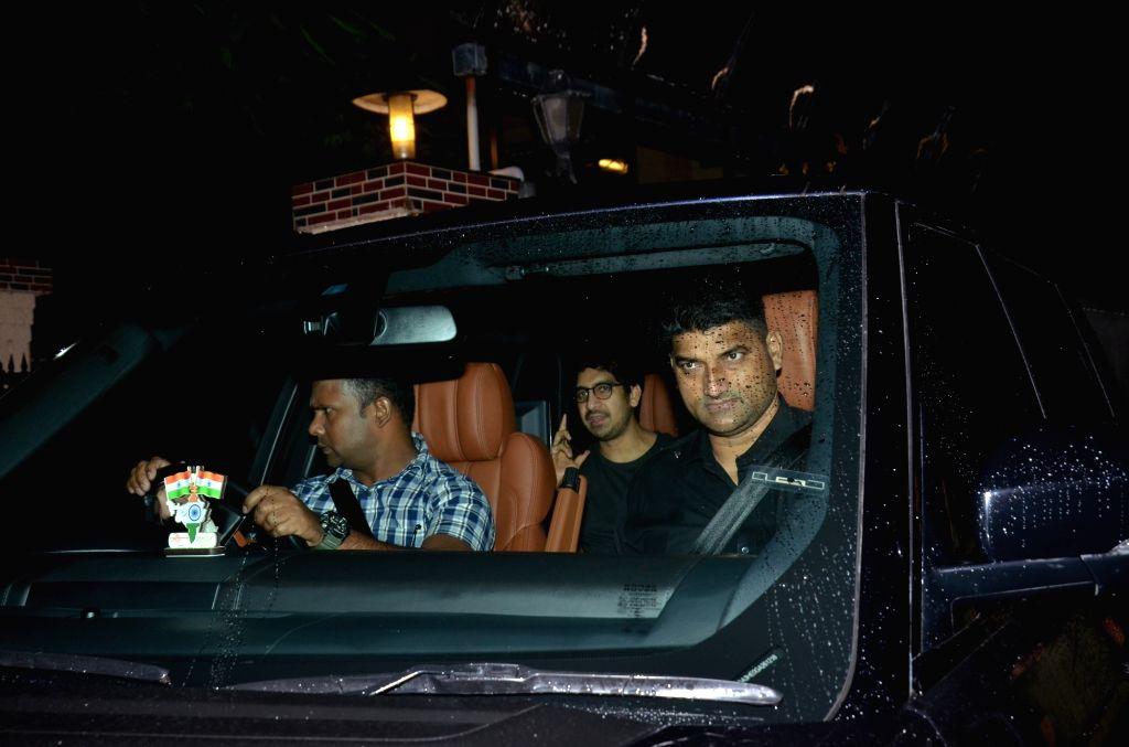 Filmmaker Ayan Mukerji seen at the office of Dharma Productions, in Mumbai on July 25, 2019. - Ayan Mukerji