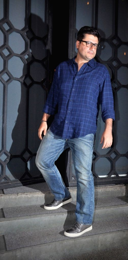 Filmmaker Goldie Behl during the film Fever party in Mumbai on July 26, 2016. - Goldie Behl