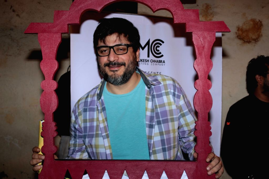 Filmmaker Goldie Behl during the Khidkiyaan Theatre Festival in Mumbai on January 17, 2016. - Goldie Behl