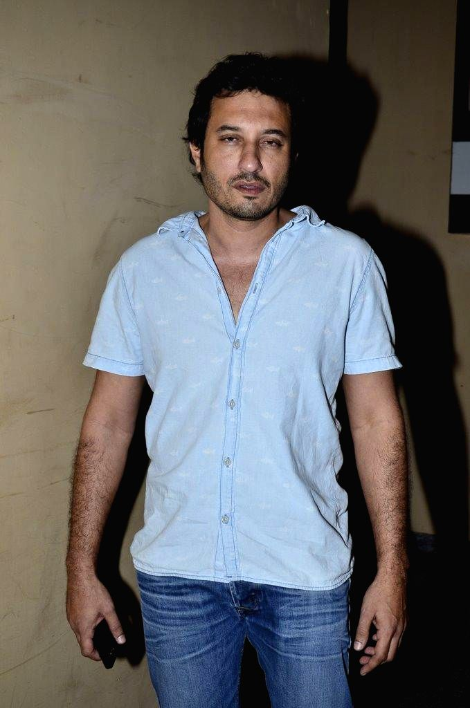 Filmmaker Homi Adajania during the special screening of film Finding Fanny in Mumbai on Sept 7, 2014. - Homi Adajania