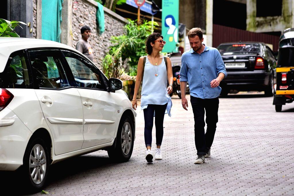Filmmaker Kiran Rao seen in Mumbai on Sep 28, 2019. - Kiran Rao