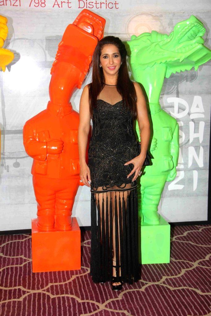 Filmmaker Krishika Lulla during the her party, in Mumbai on July 2, 2016. - Krishika Lulla