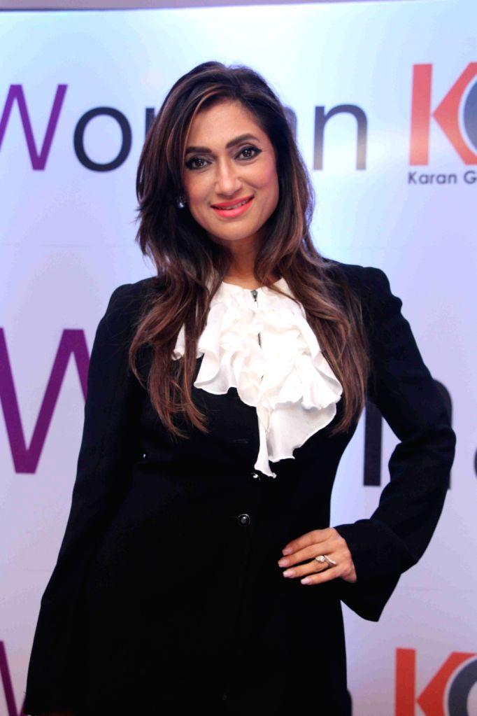 Filmmaker Lucky Morani during I am Woman event, in Mumbai on April 5, 2016. - Lucky Morani