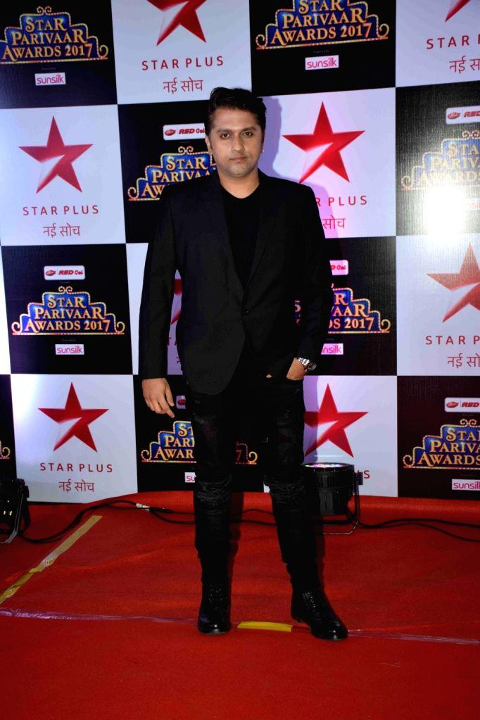 Filmmaker Mohit Suri during the red carpet of Star Parivaar Awards 2017 in Mumbai on May 13, 2017. - Mohit Suri