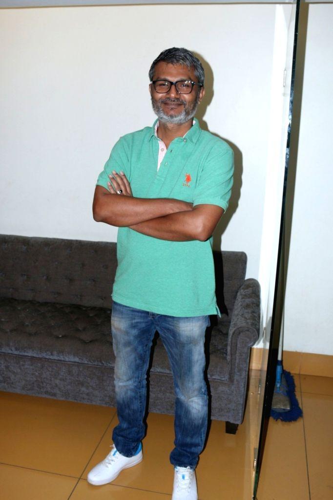 Filmmaker Nitesh Tiwari during the song launch of film Dangal, in Mumbai on Nov 11, 2016. - Nitesh Tiwari