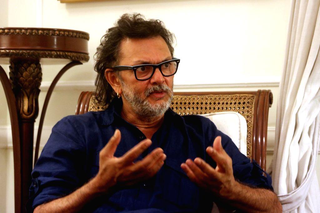 Filmmaker Rakeysh Omprakash Mehra during a press conference in New Delhi on Sept 20, 2016. - Rakeysh Omprakash Mehra