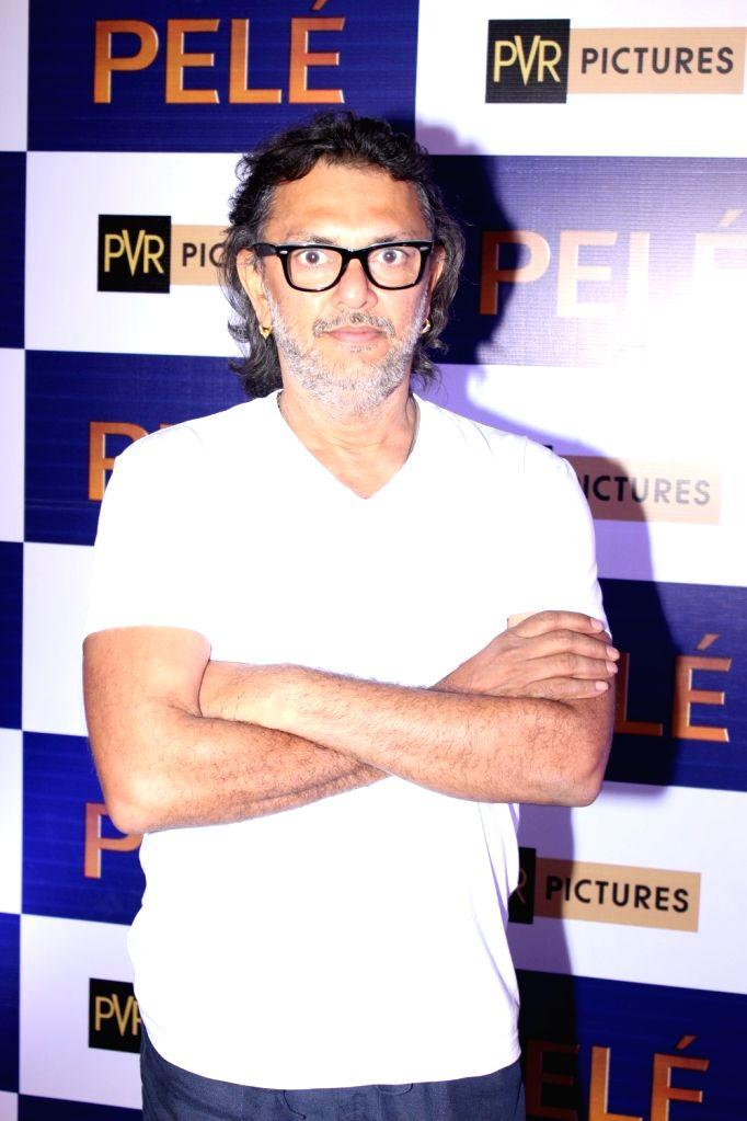 Filmmaker Rakeysh Omprakash Mehra during the screening of Hollywood film Pele: Birth of a Legend, in Mumbai, on May 9, 2016. - Rakeysh Omprakash Mehra
