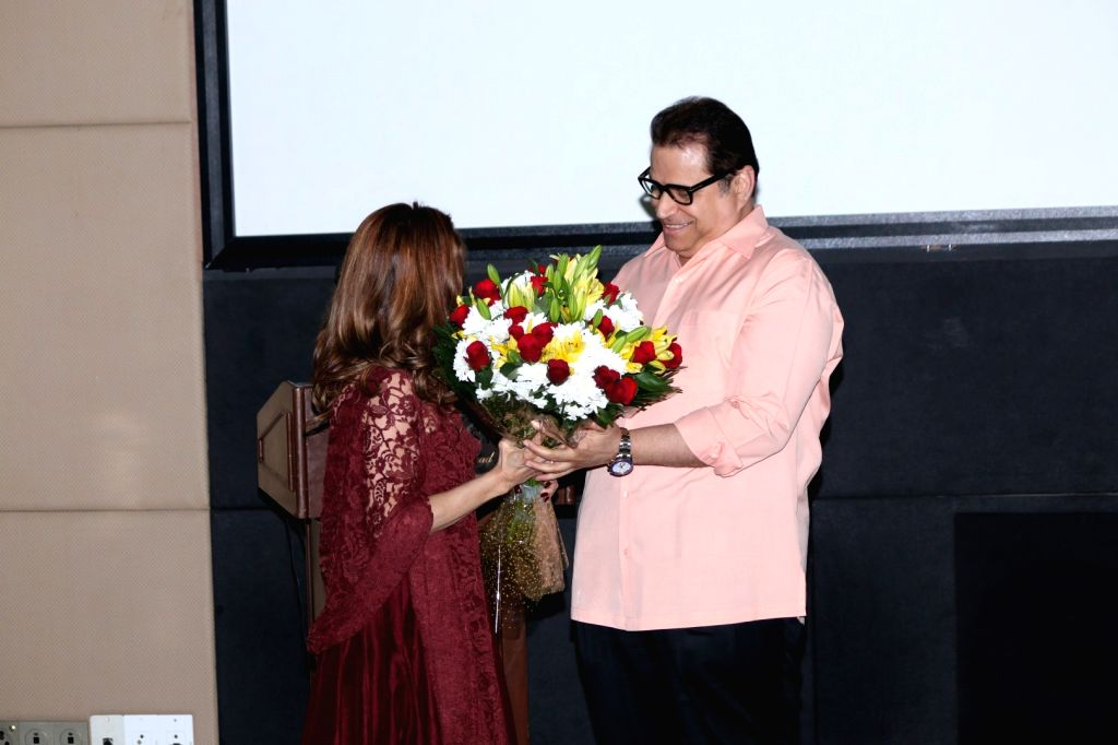 Filmmaker Ramesh Taurani  during the launch of preview theatre Cinetheque in Mumbai on Nov 29, 2016. - Ramesh Taurani