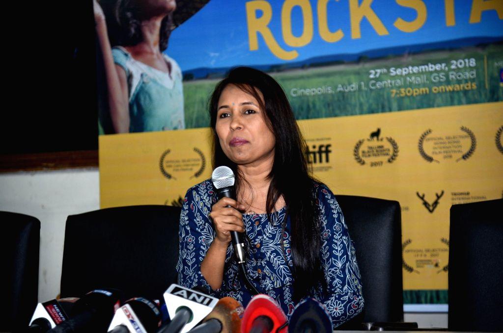 Filmmaker Rima Das. (File Photo: IANS) - Rima Das