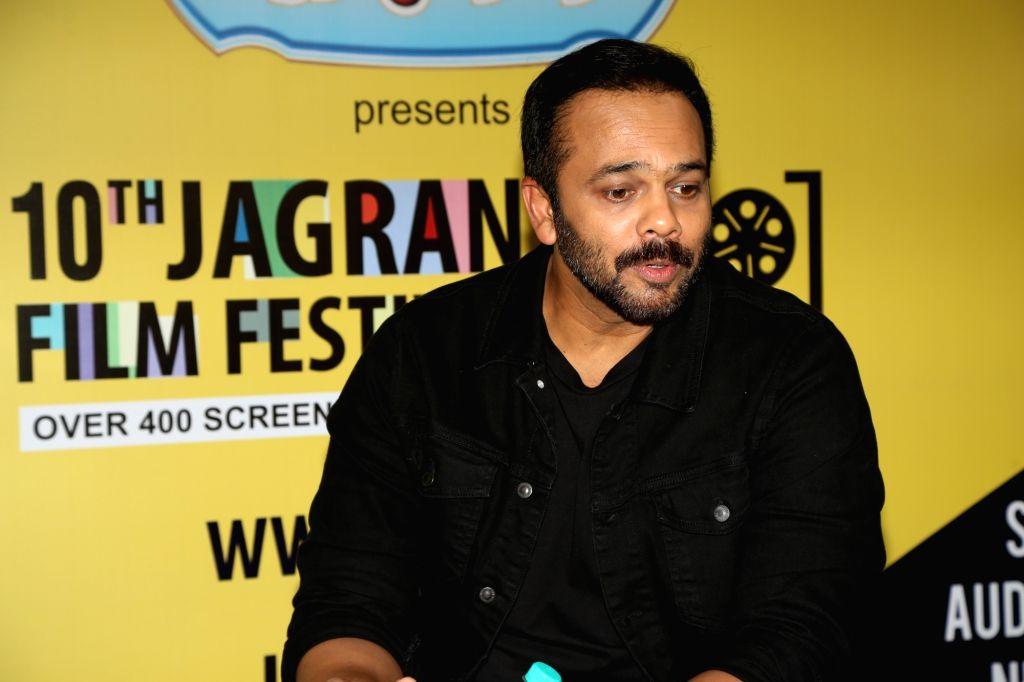 Filmmaker Rohit Shetty - Rohit Shetty