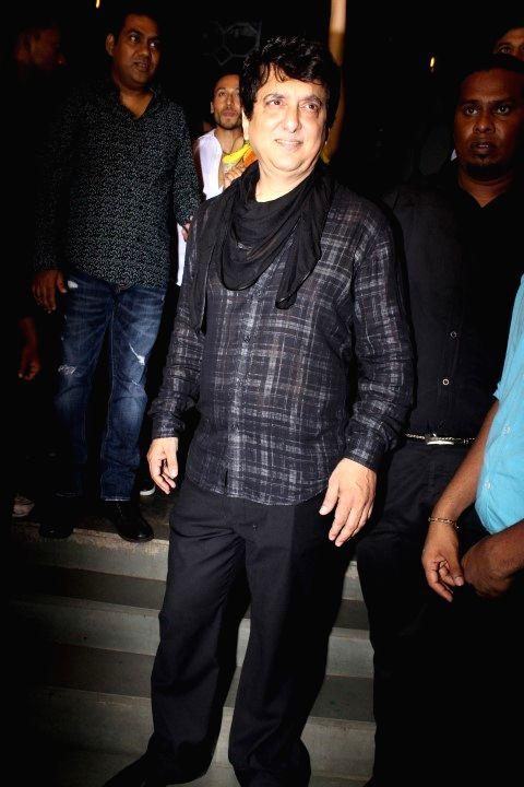 Filmmaker Sajid Nadiadwala during the success party of film Baaghi in Mumbai on May 12, 2016. - Sajid Nadiadwala