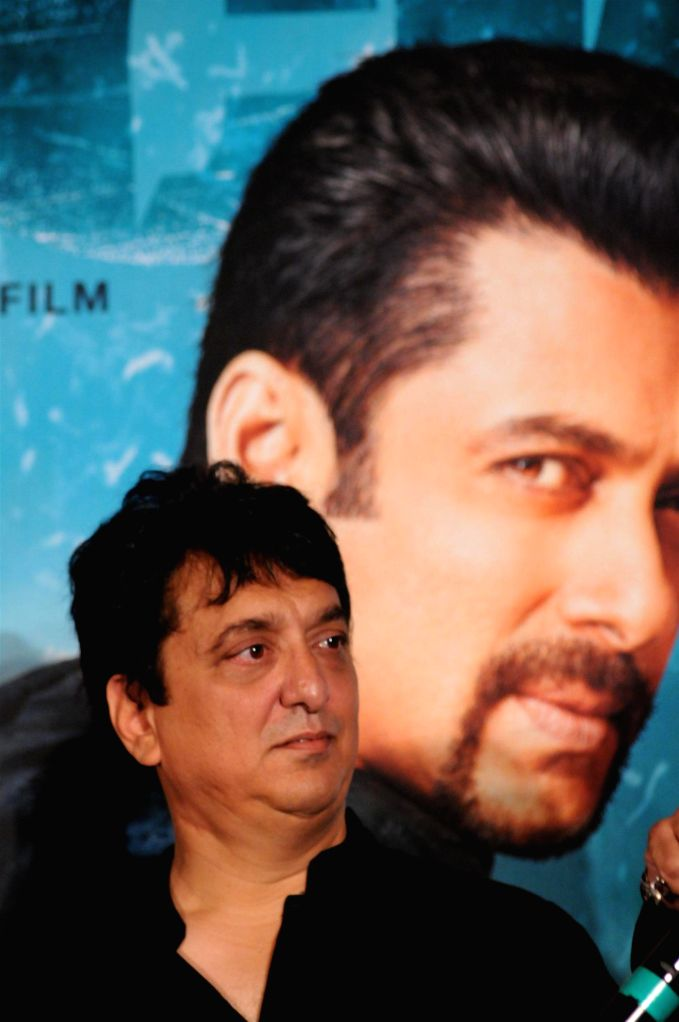 Filmmaker Sajid Nadiadwala during the trailer launch of the film Kick in Mumbai on June 15, 2014. - Sajid Nadiadwala