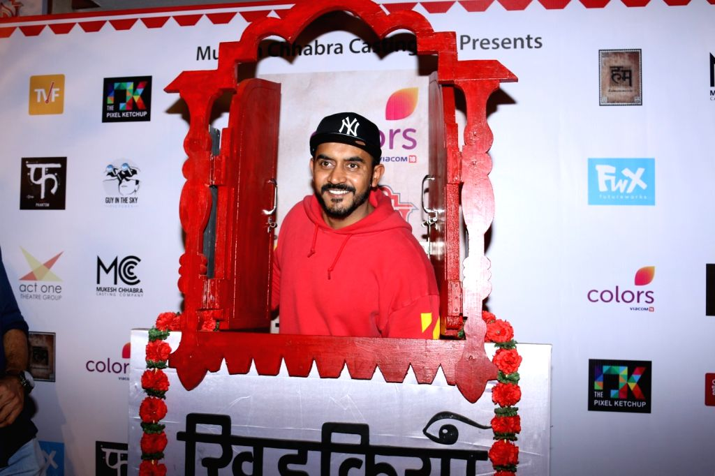 Filmmaker Shashank Khaitan during the Colours Khidkiyaan Theater Festival-Day 5 in Mumbai on March 5, 2017. - Shashank Khaitan