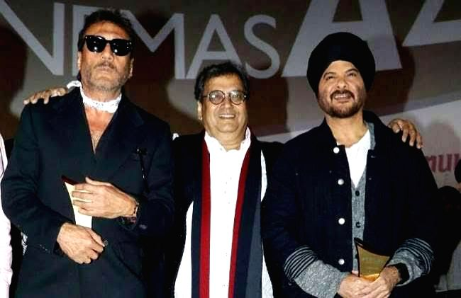 """Filmmaker Subhash Ghai is set to bring back the """"Ram Lakhan"""" jodi of Jackie Shroff and Anil Kapoor on the big screen, but the new film is not a sequel to the 1989 superhit. Rather, the ... - Subhash Ghai and Kapoor"""