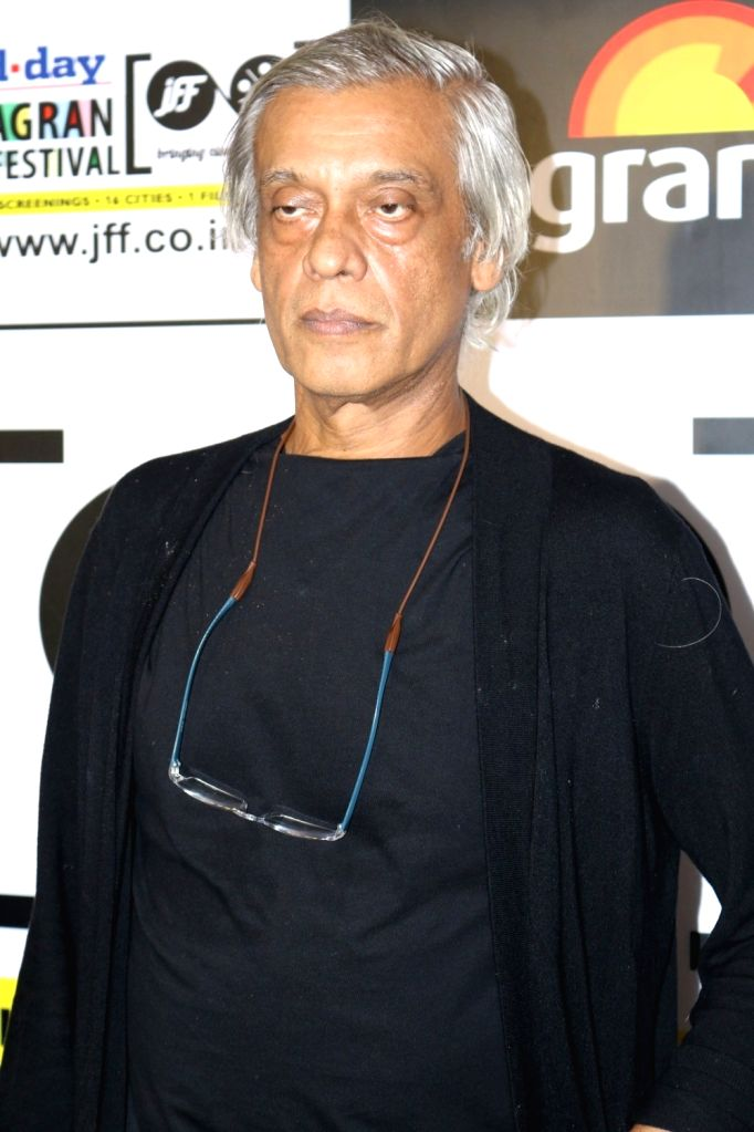 Filmmaker Sudhir Mishra during the 7th Jagran Film Festival in Mumbai, on Sept 29, 2016. - Sudhir Mishra