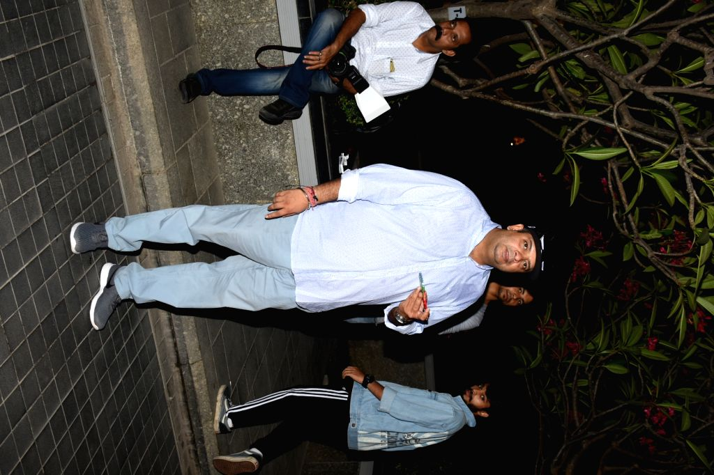 Filmmaker Tushar Hiranandani seen at Bandra-Kurla Complex in Mumbai on May 31, 2019. - Tushar Hiranandani