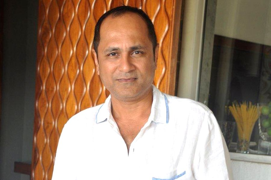 Filmmaker Vipul Shah. - Vipul Shah