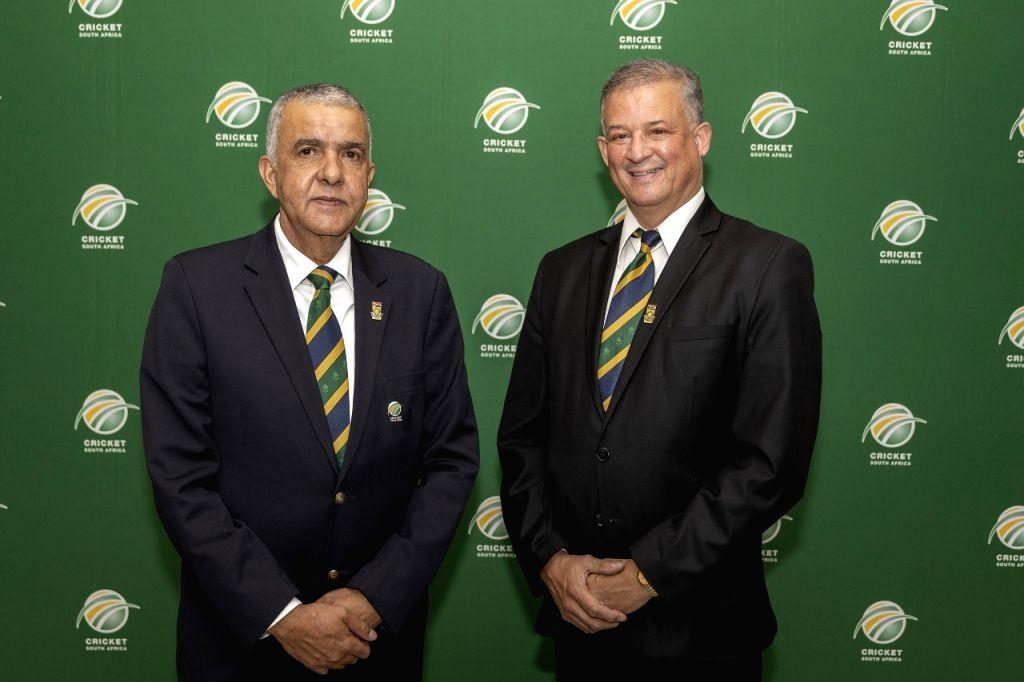 Finally, Cricket South Africa has a president.