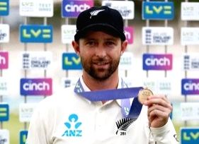 First England-New Zealand Test ends in a draw
