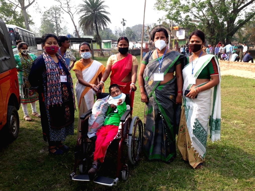 First phase of Assam assembly polls