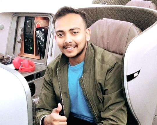 Fit-again opener Prithvi Shaw on Thursday departed for New Zealand to join the India 'A' squad. He will be playing three unofficial ODIs and two unofficial Tests against New Zealand 'A'