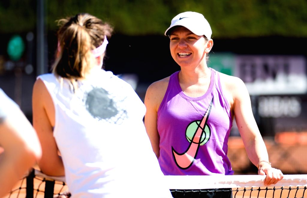 Fit-again Simona to play in Germany this month, ahead of Wimbledon