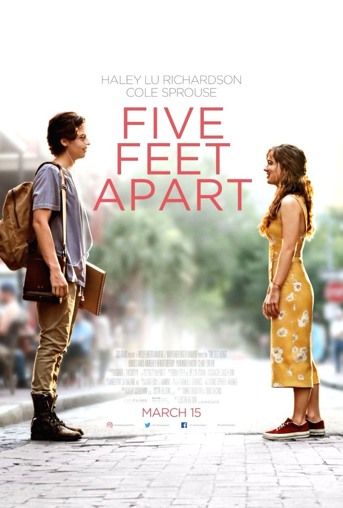 Five Feet Apart.