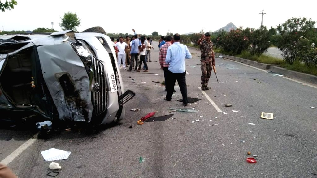 Five of a family killed in Haryana accident. (Photo: IANS)