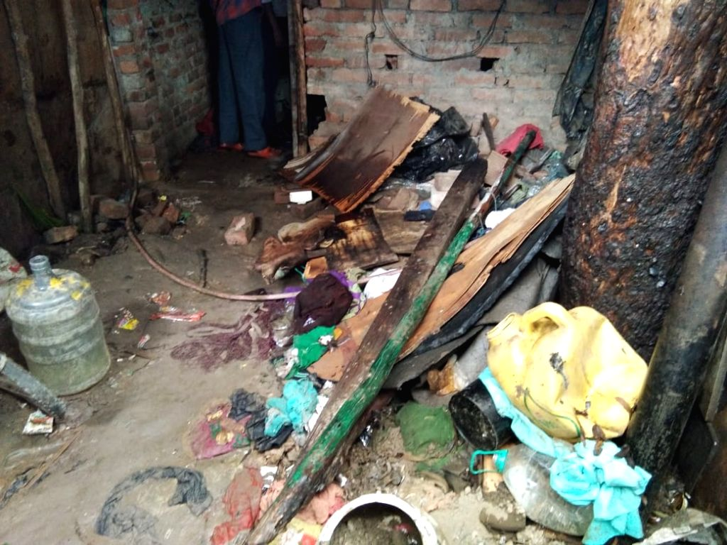 Five persons including a 5-year-old girl were injured after a cylinder exploded in west Delhi's Moti Nagar area on July 17, 2019. Six fire tenders were rushed to the spot. The injured were ...