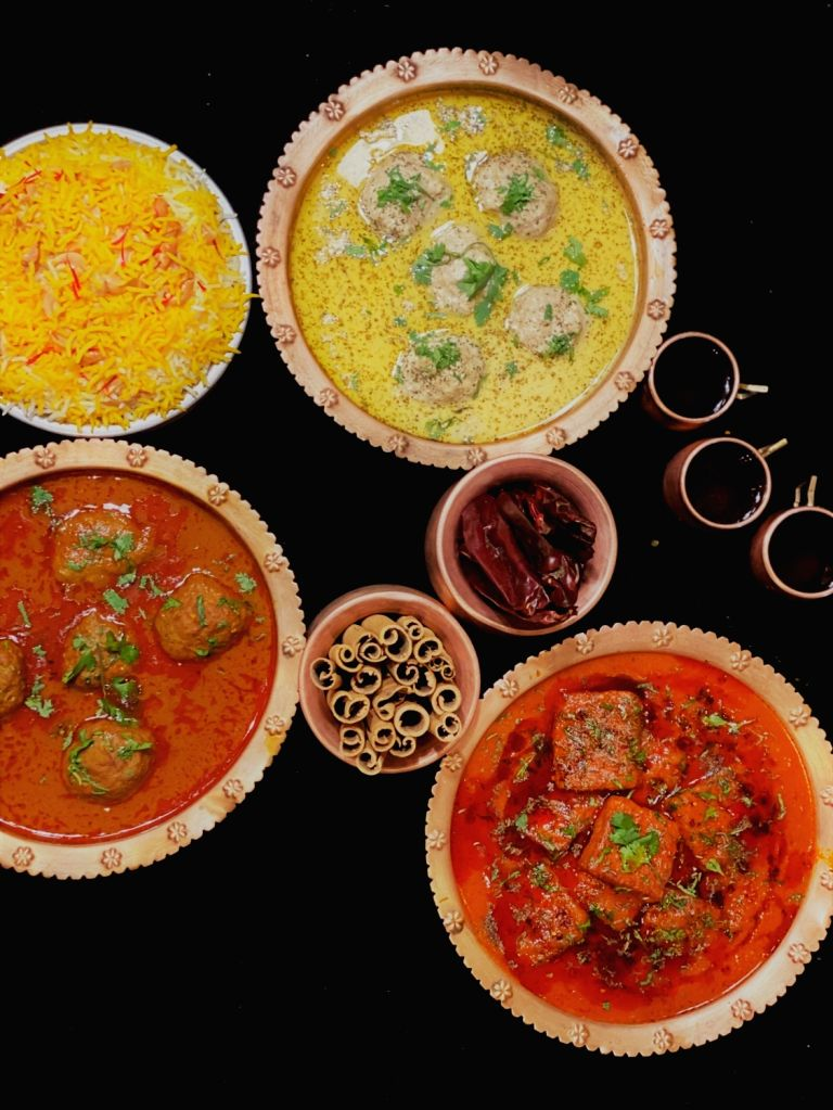 Flavours of Kashmir at this NCR food festival.(photo:Ianslife)
