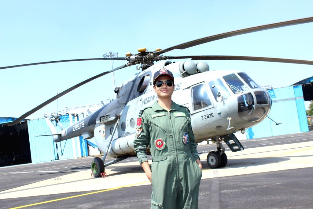 Flight Lieutenant Hina Jaiswal is the first Indian woman flight engineer of the Indian Air Force(IAF).