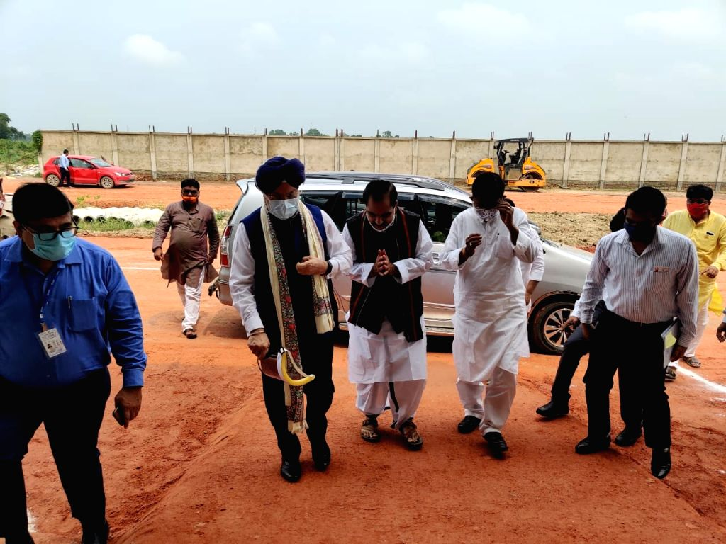 Flight services to commence at Darbhanga Airport from November: Puri.