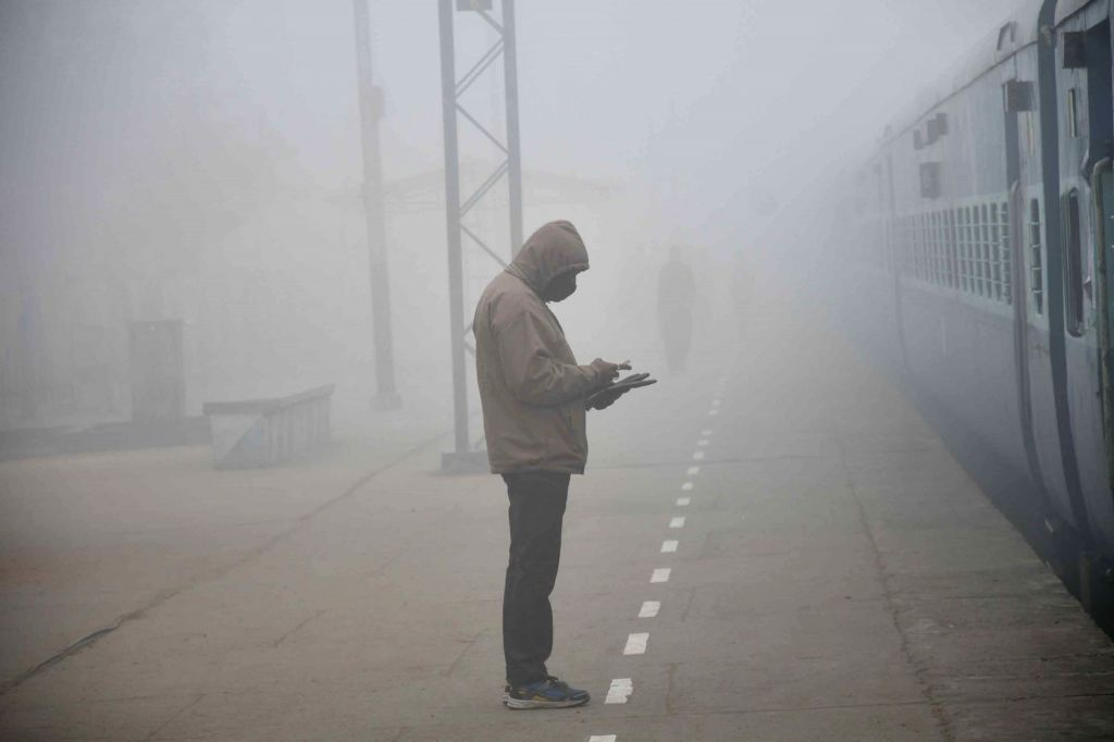 Fog. (File Photo: IANS)
