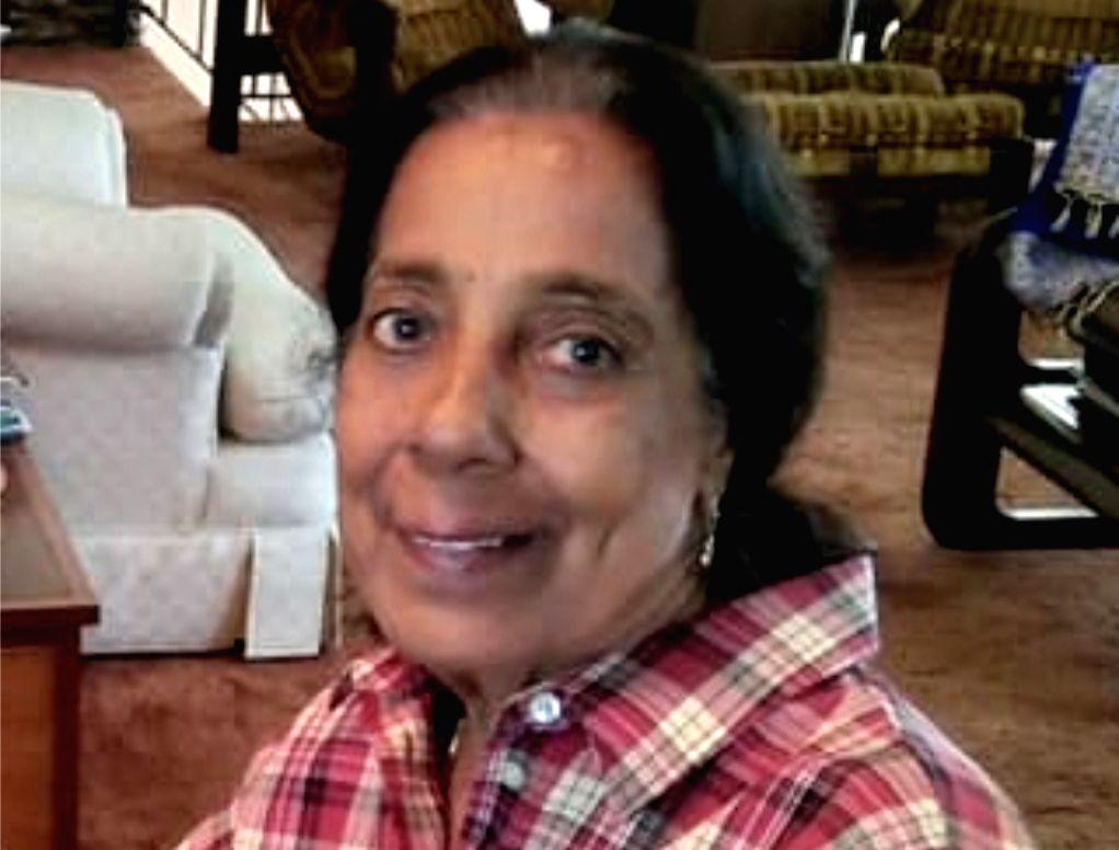 Food historian and author Salma Yusuf Hussain.