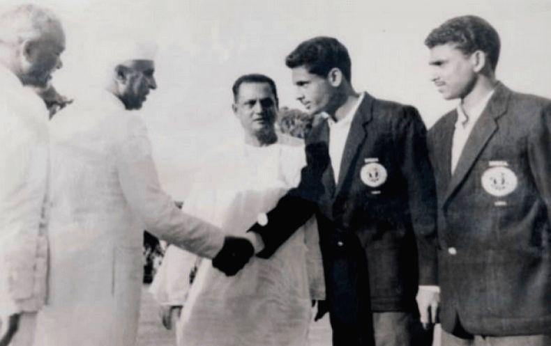 Football Olympian Ahmed Hussain passes away