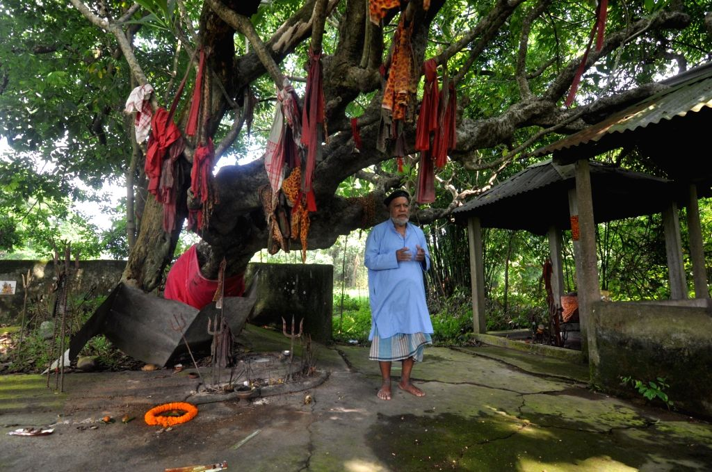 For centuries, this Muslim family is taking care of Shiva temple in Assam.