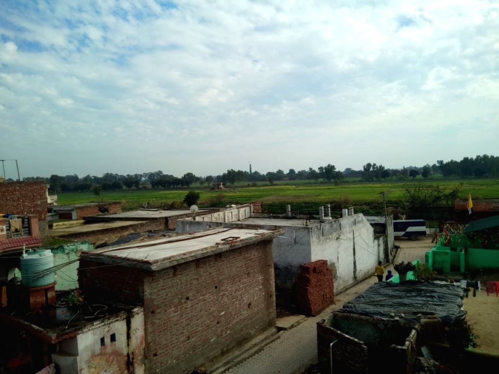 For first time, this border village in Jammu is harvesting crops without fear and bombings.