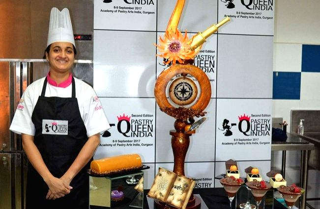 For her, Who's the next 'Pastry Queen' of India?