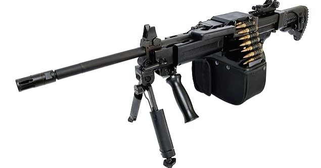 Forces to get Israeli machine guns for Rs 880 crore.