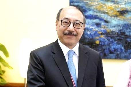 Foreign Secretary Harsh Shringla.