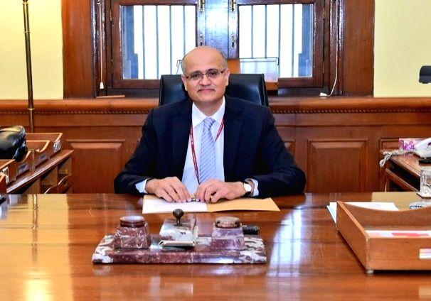 Foreign Secretary Vijay Gokhale. (File Photo: IANS)